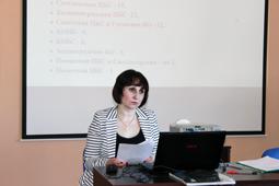 руководитель отдела инновационной и научно-методической деятельности КОНБ Скурихина Яна Евгеньевна