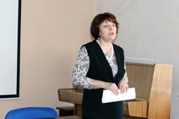 директор ГБУ «Образовательно-методический Центр» Волкова Лариса Владимировна