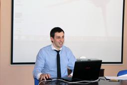 сотрудник Центра специальной связи и информации Федеральной службы охраны Российской Федерации в Калининградской области Каталевский Александр Александрович