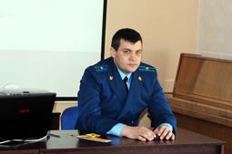 старший помощник прокурора Калининградской области Львов Михаил Михайлович