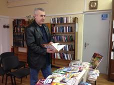 Калининград успешно присоединился к Всероссийской акции #АгроМания. Первая партия книг поступила в сельскую библиотеку-филиал поселка Дивного Балтийского района!