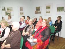Февральское заседание Историко-Родословного Общества в Калининградской областной научной библиотеке