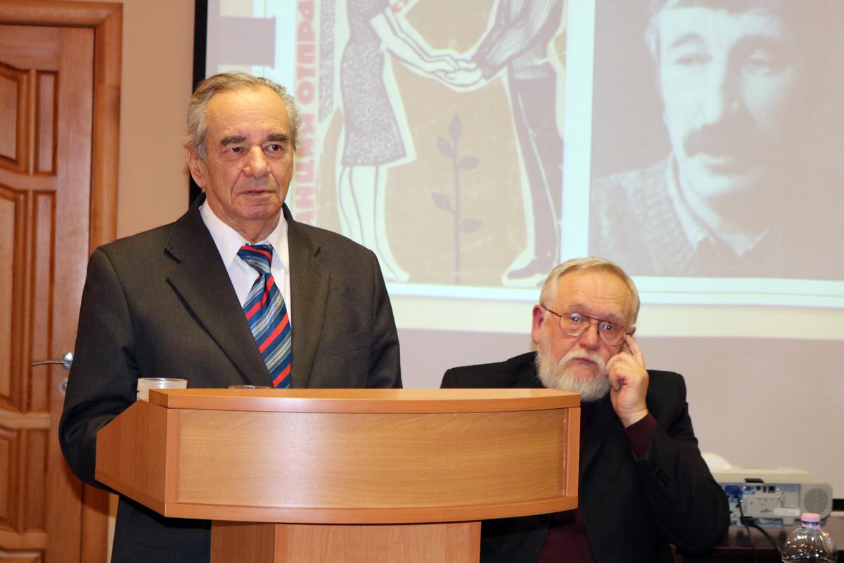Олег Глушкин, сопредседатель Союза российских писателей