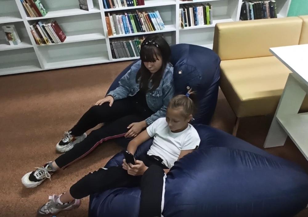 Библиотека Советска